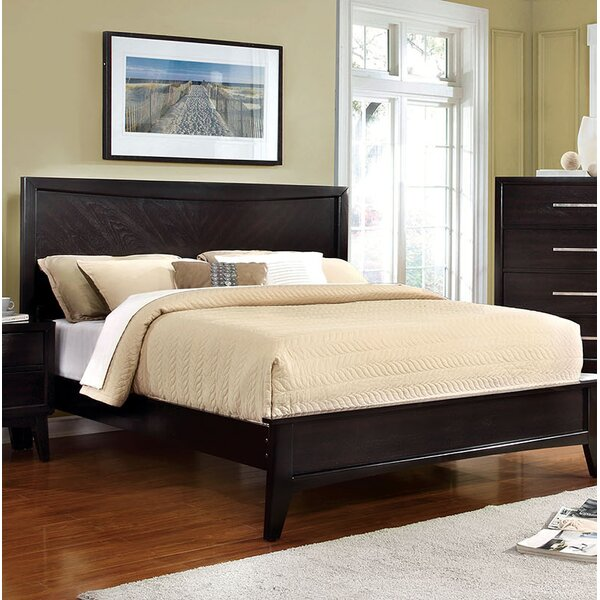 Divya Standard Bed by Wrought Studio