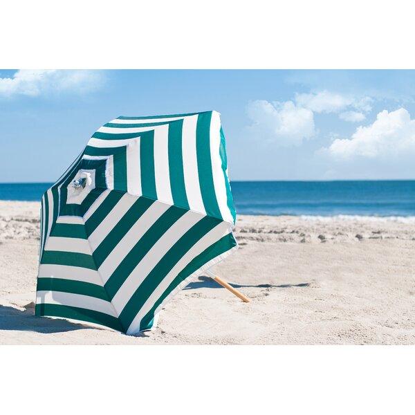 6.5' Beach Umbrella by Frankford Umbrellas Frankford Umbrellas