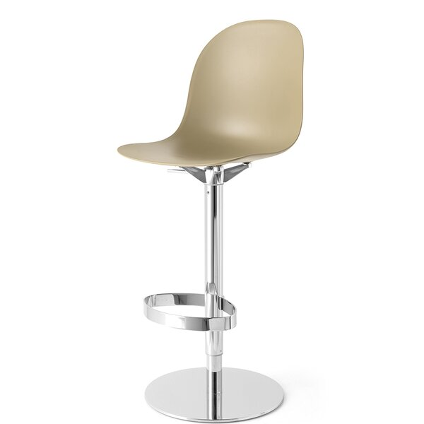 Hampson 33.5 Swivel Bar Stool by Ivy Bronx