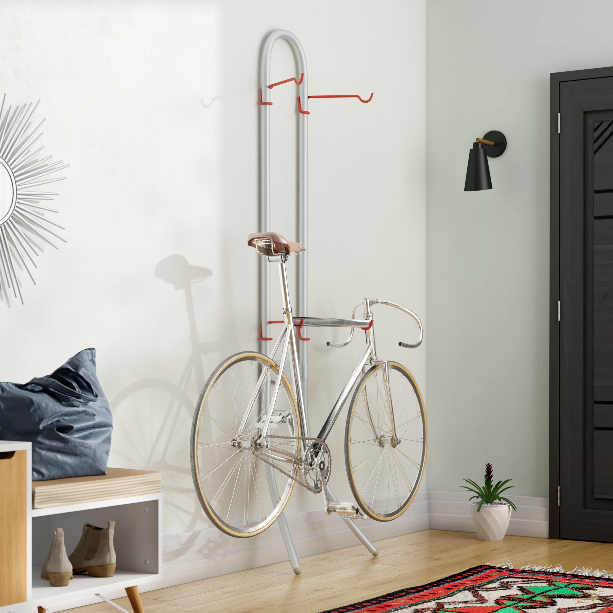 cheap for sale online here amazing selection Michaud 2 Bike Michelangelo Gravity Stand Freestanding Bike Rack