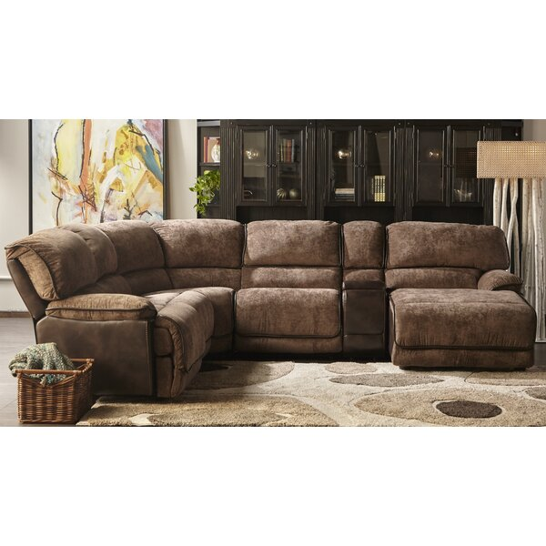 Edgewood Power Reclining Sectional by Red Barrel Studio