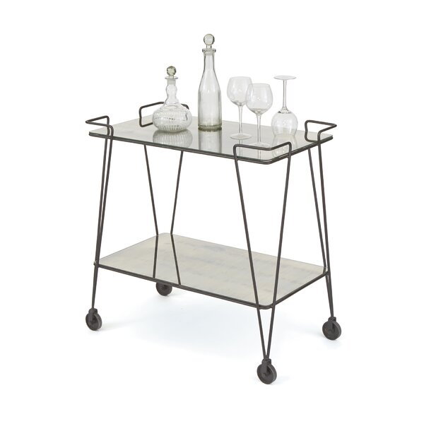 Alisa Bar Cart by Langley Street
