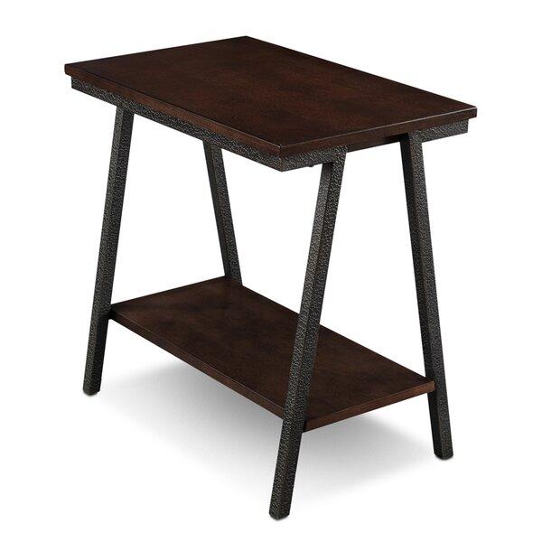 Shelbina End Table by Gracie Oaks