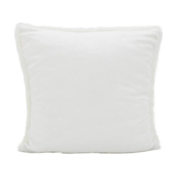Occhipinti Faux Furry Throw Pillow by Union Rustic