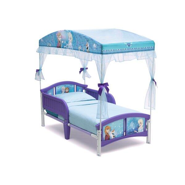 Disney Frozen Convertible Toddler Bed by Delta Children