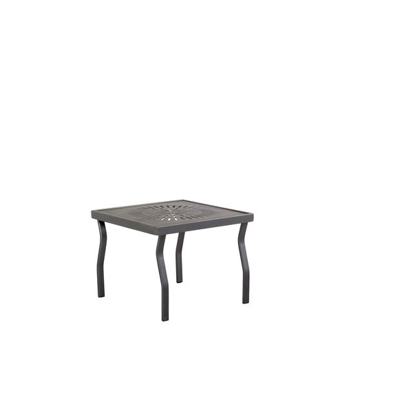 Terrabay Side Table by Outdoor Masterpiece