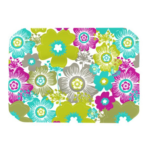 Little Bloom Placemat by KESS InHouse