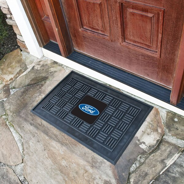 Ford - Ford Oval Medallion Doormat by FANMATS