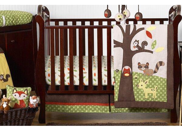 Forest Friends 11 Piece Crib Bedding Set by Sweet Jojo Designs