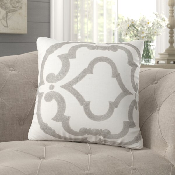 Sonny Throw Pillow by Lark Manor