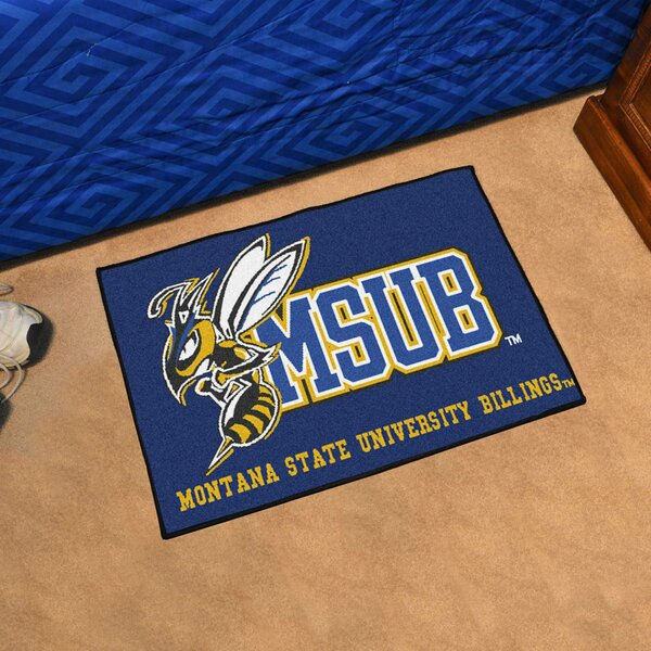 Montana State University Billings Doormat by FANMATS