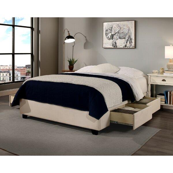 Snellville Upholstered Storage Platform Bed by Ivy Bronx