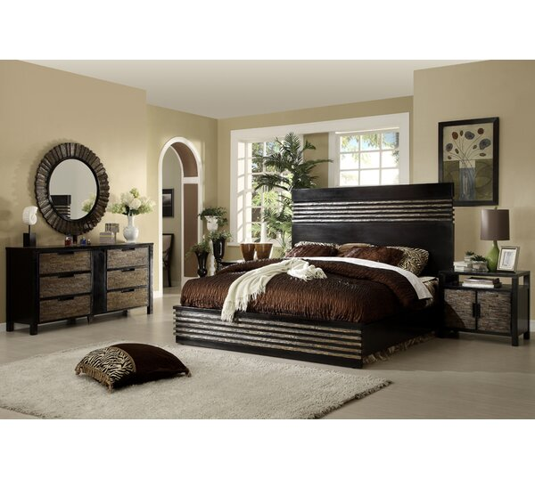 Transitions Platform Configurable Bedroom Set by Eastern Legends