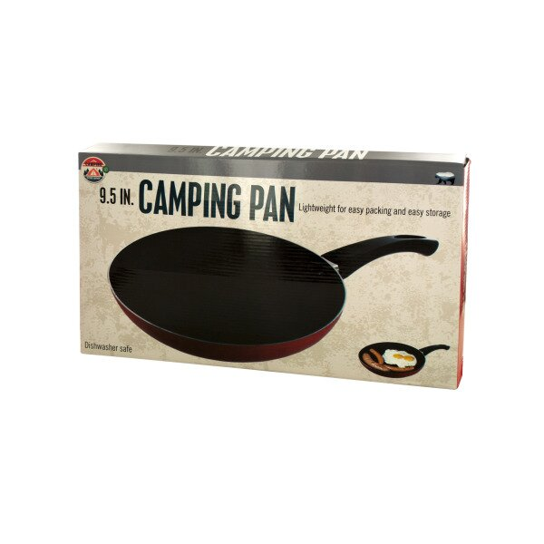 Lightweight Camp Frying Pan by Kole Imports