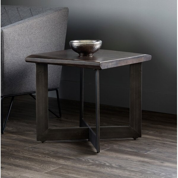 Marley End Table by Sunpan Modern