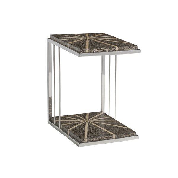 Review Signature Designs End Table