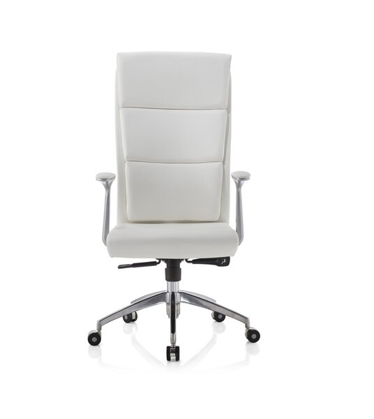 Alya Aluminum Desk Chair by Orren Ellis