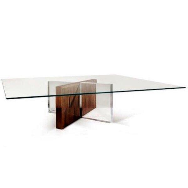 Machias Pedestal Coffee Table By Brayden Studio®