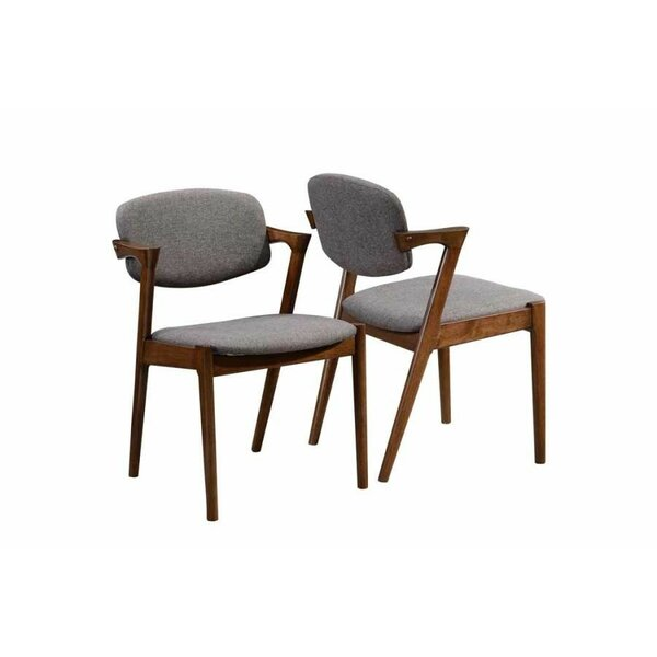 Driffield Side Chair (Set of 2) by Corrigan Studio