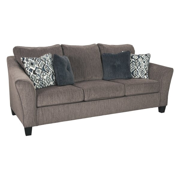 Taplow 92'' Flared Arm Sofa By Winston Porter