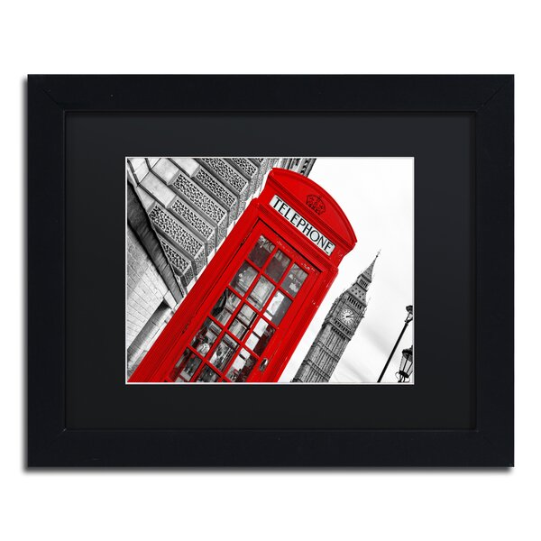 London by Philippe Hugonnard Framed Photographic Print by Trademark Fine Art