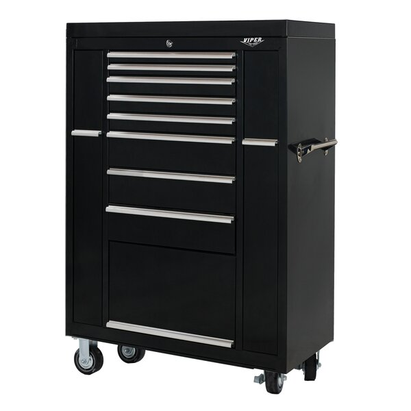 41 W 8 Drawer Tool Chest By Viper Tool Storage.