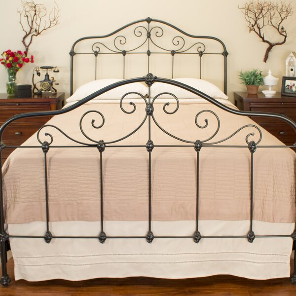 Chardonnay Standard Bed by Benicia Foundry and Iron Works