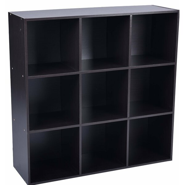 Ezell Decorative Storage 9 Cube Unit Bookcase by Ebern Designs