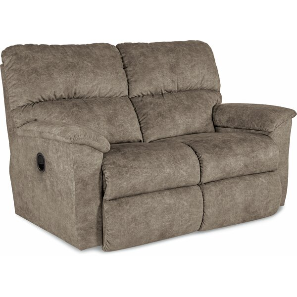 Famous Brands Brooks Reclining Love Seat by La-Z-Boy by La-Z-Boy