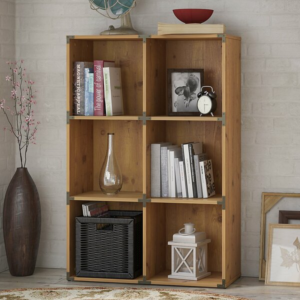 Ironworks Cube Unit Bookcase by Kathy Ireland Office by Bush