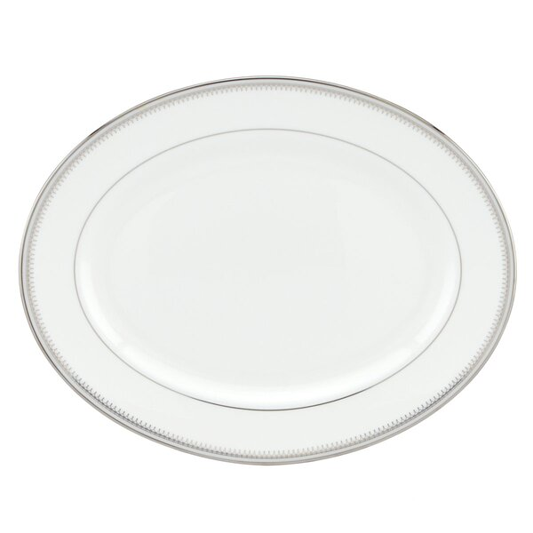 Belle Haven 13 Oval Platter by Lenox