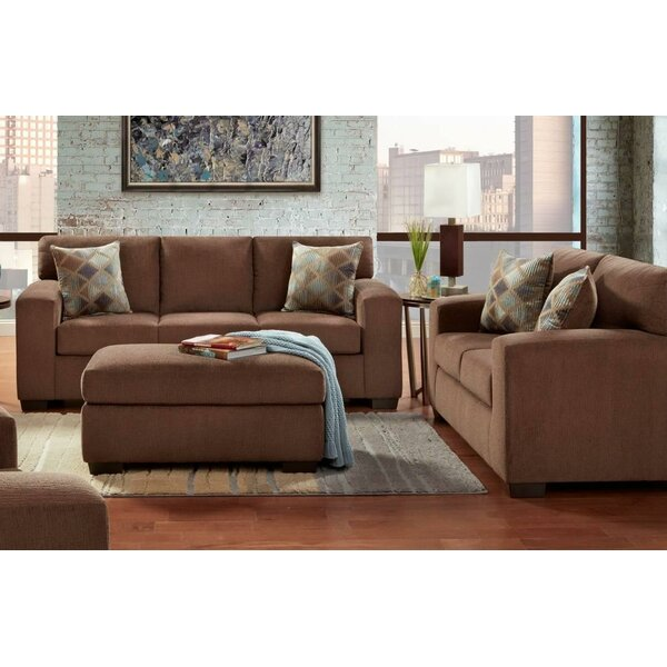 #1 Nancy 3 Piece Living Room Set By Red Barrel Studio New