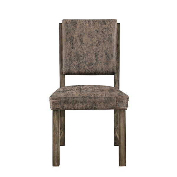Stickley Upholstered Dining Chair (Set of 2) by Millwood Pines