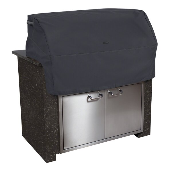 Errico BBQ Grill Top Cover by Rebrilliant