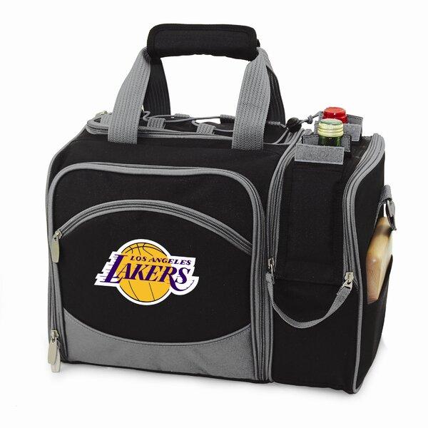 12 Can NBA Malibu Picnic Cooler by Picnic Time
