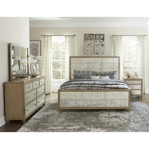 Gunnar Upholstered Standard Bed by Rosdorf Park