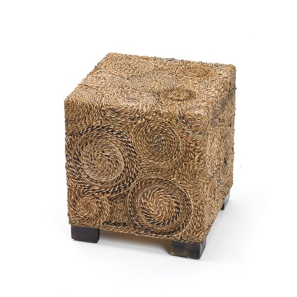 Jensen Square Banana Stool by World Menagerie