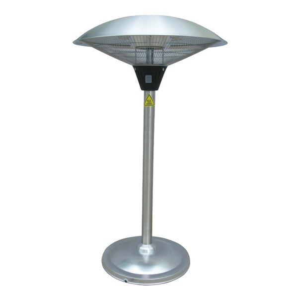 1500 Watt Electric Tabletop Patio Heater by AZ Patio Heaters