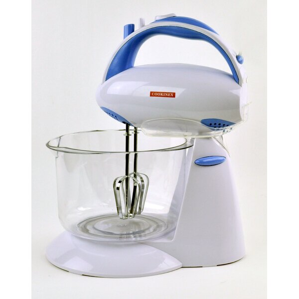 Hercules 5 Speed Hand Mixer with Bowl by Cookinex