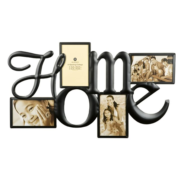 Bushfold Home Collage Picture Frame by Red Barrel Studio