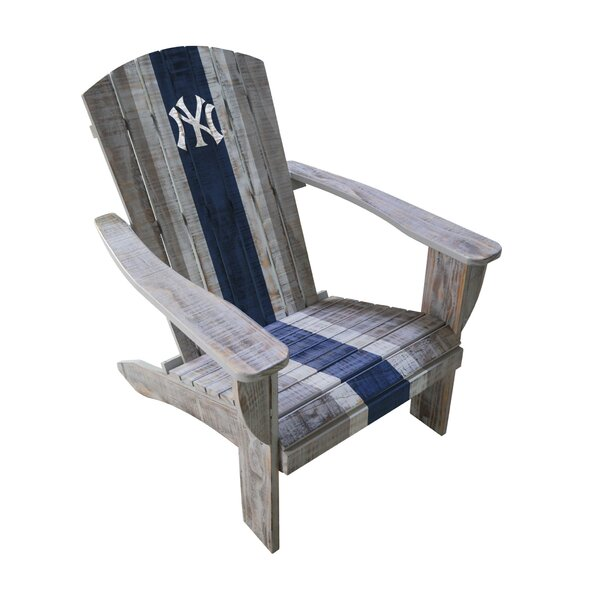 MLB Wood Adirondack Chair by Imperial International