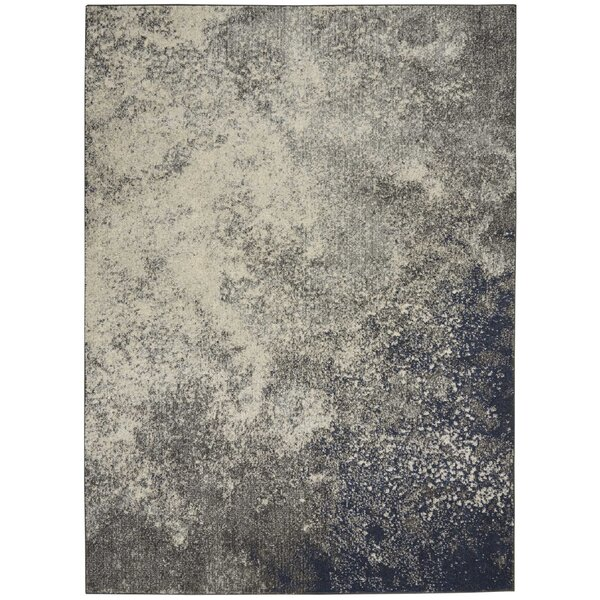 Schmitz Charcoal Gray Rug