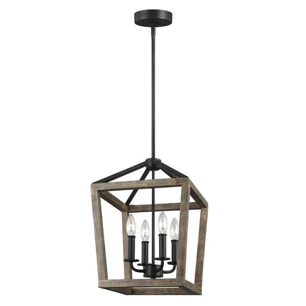 4-Light Lantern Pendant by Birch Lane™