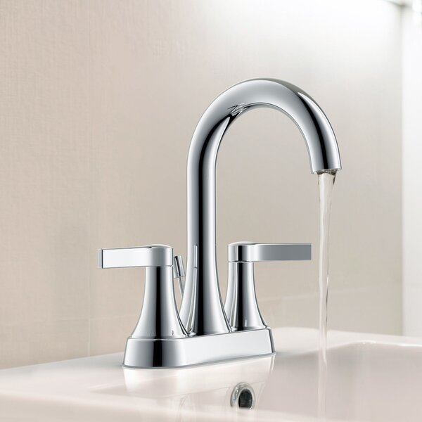 Varenne Centerset Bathroom Faucet with Drain Assembly