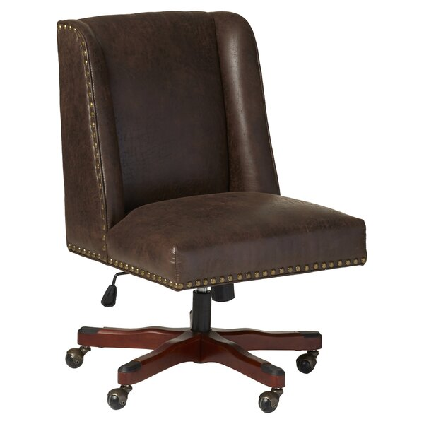 Brennan Desk Chair by Three Posts