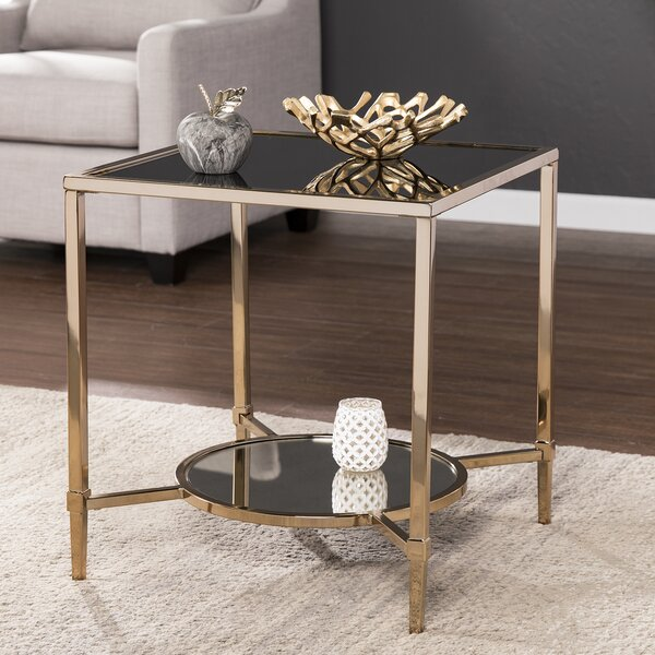 Miyashiro End Table by Mercer41