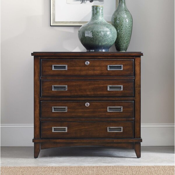 Latitude 2-Drawer Lateral File by Hooker Furniture