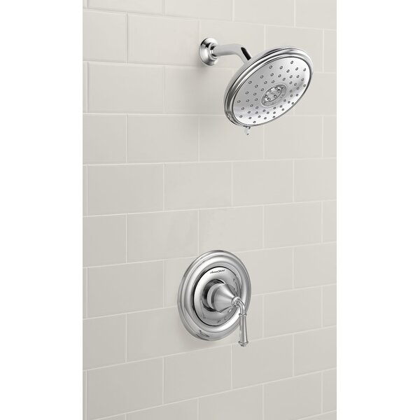Portsmouth Thermostatic Shower Faucet with Diverter by American Standard American Standard