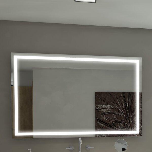 Harmony Illuminated Bathroom/Vanity Wall Mirror by Paris Mirror