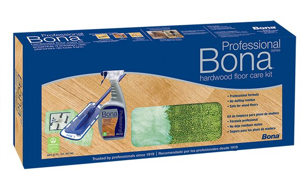 Pro Series 15 Hardwood Floor Care System by Bona Kemi